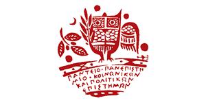 Λογότυπο Πάντειος Τμήμα Ψυχολογίας